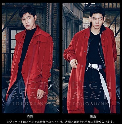FINE COLLECTION 〜Begin Again〜-東方神起