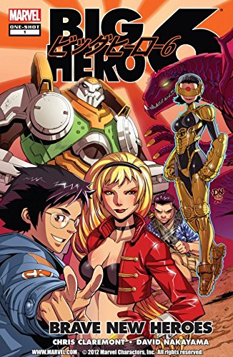 Big Hero 6: Brave New Heroes