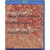 ドヴォルザーク : 交響曲 第9番 「新世界より」 他 (Antonin Dvorak : From the New World (Sym.9) / Andris Nelsons | Gewandhausorchester Leipzig | Kristine Opolais)