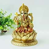 "Ganesha Statues For Return Gifts - 6.3""Height Elephant Sculpture Ganesh Buddha Figurine Wedding Gifts"