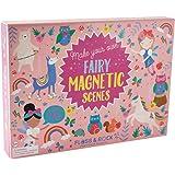 Floss & Rock 40P3587 Magnetic Play Scene - Rainbow Fairy