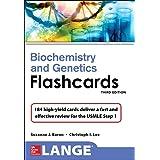 Lange Biochemistry and Genetics Flashhcards, Third Edition