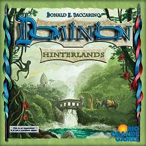 ドミニオン拡張セット 異郷 (Dominion: Hinterlands) [並行輸入品] カードゲーム