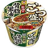 マルちゃん ごつ盛り 新潟風 背脂醤油ラーメン 119g×12個