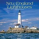 New England Lighthouses 2019 Calendar