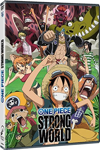 One Piece Film: Strong World (Wan pisu firumu: sutorongu warudo, Importé d'Espagne, langues sur les détails)