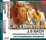 クレンペラー/バッハ:ブランデンブルク協奏曲第3番~第6番 (NAGAOKA CLASSIC CD)