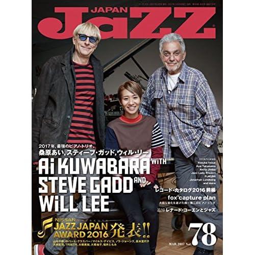 JAZZ JAPAN(ジャズジャパン) Vol.78