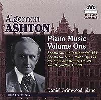 アルジャーノン・アシュトン:ピアノ作品集 第1集