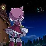 ソニック・ザ・ヘッジホッグ(Sonic the Hedgehog) iPad壁紙 エミー・ローズ