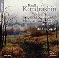 Rachmaninov: Piano Concerto No.3, The Bells Op.35 by Van Cliburn