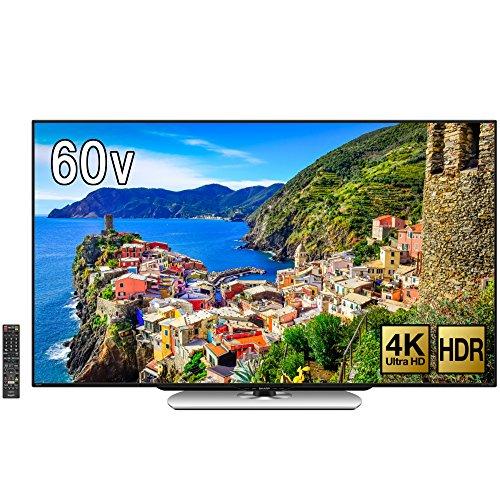 アクオス 4K対応 60V型 液晶テレビ LC-60U45