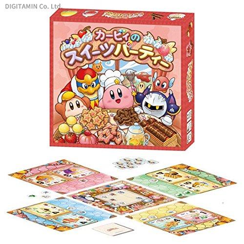 [해외]커비 커비의 스위트 파티/Kirby Kirby`s sweet party of the star