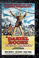 Daniel Boone Trail Blazer [並行輸入品]