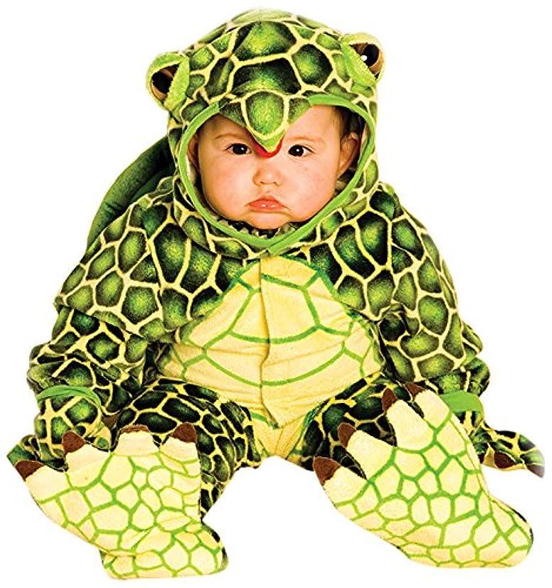 全体雇用豊富なTurtle Infant/Toddler Costume 亀の幼児/幼児コスチューム サイズ:Toddler (2T-4T)