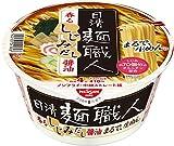 日清 麺職人 香るしじみだし醤油 89g×12個