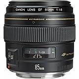 Canon EF 85mm f/1,8 USMLens,Black(EF8518U)