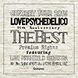 15th ANNIVERSARY TOUR -THE BEST- LIVE 【通常盤】(2CD)