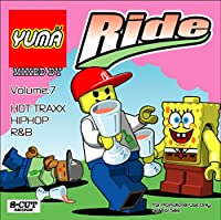 【DJ YUMA】RIDE Volume.7/HIP HOP R&B/MIX CD