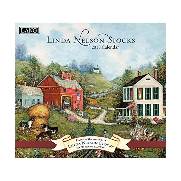 Linda Nelson Stocks 2018...の商品画像