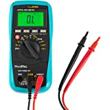 PrvnPro Handheld Digital Backlit Multimeter Tool