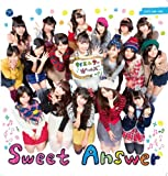 Sweet Answer(DVD付)