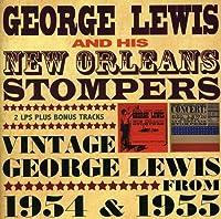 Vintage George Lewis 1954-55 by George Lewis & His New Orleans Stompers (2011-06-05)
