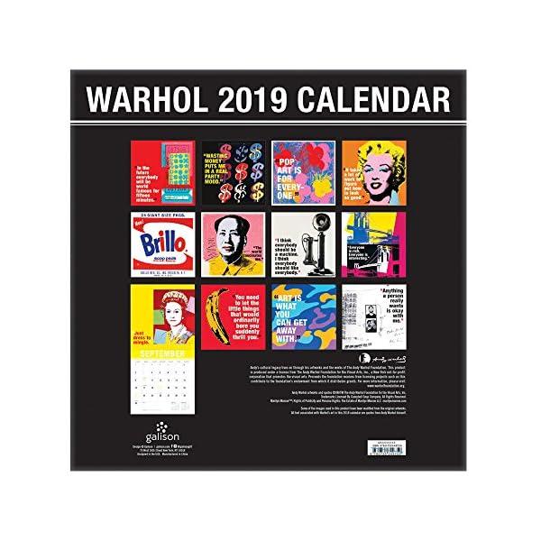 Andy Warhol 2019 Wall C...の紹介画像2