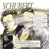 シューベルト : 交響曲第1・3・5番