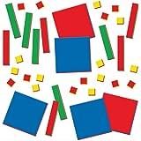 EAI Education Algebra Tiles: Standard Set - 35 Pieces