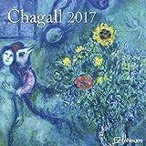 Chagall 2017 Broschuerenkalender: teNeues Kunstkalender