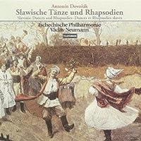 Dvorak: Slavonic Dances by Dvorak (2012-12-11)