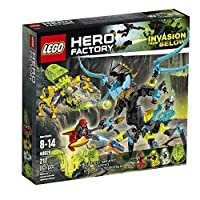 LEGO Hero Factory Queen Beast vs. Furno, Evo and Stormer 44029 Building Set [並行輸入品]