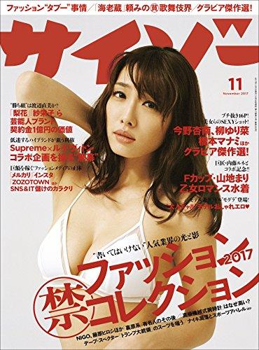 サイゾー 2017年 11月号 [雑誌] ...