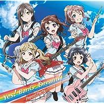バンドリ!「Yes! BanG Dream!」(通常盤)