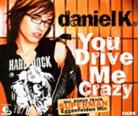 You drive me crazy [Single-CD]