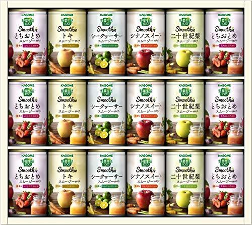 カゴメ 野菜生活100 Smoothieギフト ご当地果実のとろけるスムージー YSG-30