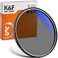 K&F Concept CPLフィルター 67mm サーキュラー コントラスト 反射調整用レンズフィルター 超薄型 偏光…