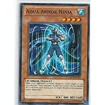 遊戯王カード 英語版 Aqua Armor Ninja/機甲忍者アクア ORCS-EN015N