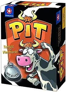 ピット (Pit) (neues Design) カードゲーム