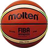 molten(モルテン) バスケットボール FIBAスペシャルエディション GL7X BGL7X-YG アイボリー×クリーム 7号