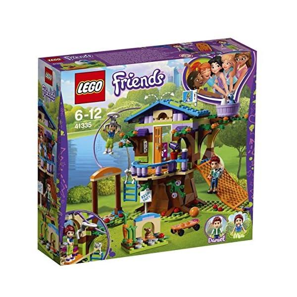 レゴ(LEGO) フレンズ ミアのツリーハウス ...の商品画像
