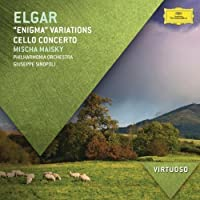 Elgar: Cello Concerto; Enigma Variations; Pomp & Circumstance 1 & 4 (Virtuoso series) by Mischa Maisky (2012-08-03)