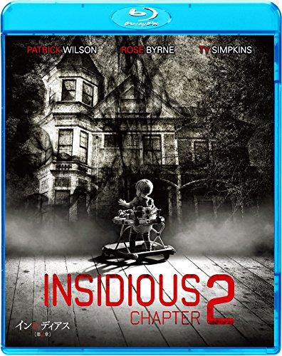 インシディアス 第2章 [Blu-ray]の詳細を見る