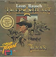 LEON RAUSCH - deep in the heart of texas SOUTHLAND 7481 (LP vinyl record)