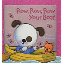 TM 3D BOARD BOOKS - ROW ROW ROW YOUR BOA