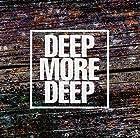 「DEEP MORE DEEP#6」(在庫あり。)