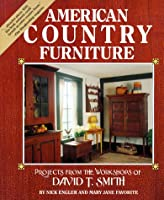 American Country Furniture (Reader's Digest Woodworking)