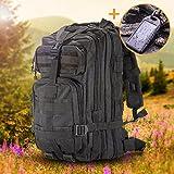 OUTERDO Outdoor Military Tactical Rucksacks Backpack Camping Hiking Trekking Sport Bag