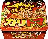 明星 一平ちゃん夜店の焼そば 大盛ガーリックチリトマト味 167g×12個